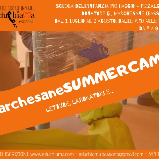 SummerCampMarchesane